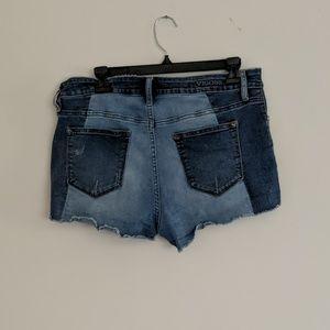 Vigoss Shorts - Vigoss High Rise Ace Shorts